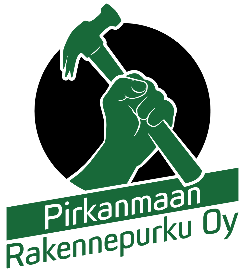 Pirkanmaan Rakennepurku Oy logo
