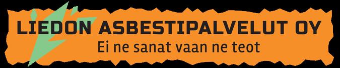 Liedon Asbestipalvelut Oy logo