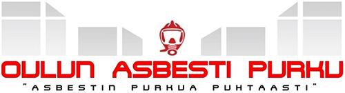 Oulun Asbestipurku logo