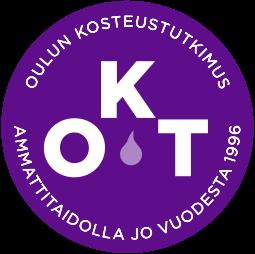 Oulun Kosteustutkimus Oy logo