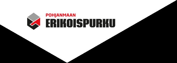 Pohjanmaan Erikoispurku Oy logo
