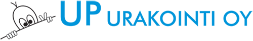 UP Urakointi Oy logo